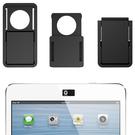 貼心設計 一組3入 視訊鏡頭蓋 不同尺寸可選擇 適用手機 平板 筆電 鏡頭遮 隱私保護 防偷窺鏡頭貼