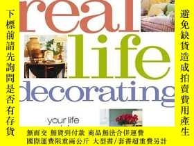 二手書博民逛書店Real罕見Life Decorating: Your Life