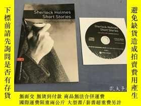 二手書博民逛書店Oxford罕見Bookworms Library Third Edition Stage 2: Sherlock