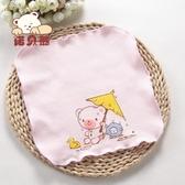 嬰兒小方巾純棉薄新生兒洗臉巾手絹寶寶兒童口水手帕超軟四方毛巾