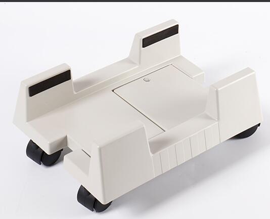 主機托架 簡約散熱臺式移動電腦底座主機托架主機托置物架機箱托主機架TW【快速出貨八折下殺】