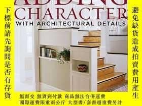 二手書博民逛書店Adding罕見Character with Architect