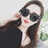 網紅墨鏡新款潮顯瘦明星同款偏光太陽鏡JK118『樂愛居家館』