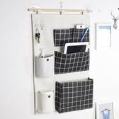 大號立體收納掛袋宿舍收納整理用品門後衣櫥收納袋墻掛式收納掛袋