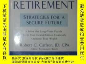 二手書博民逛書店The罕見New Rules of Retirement: St