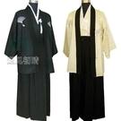 和服外套男士日本古裝改良復古日本和服男士武士服影視舞臺演出服拍照套裝 快速出貨
