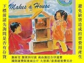 二手書博民逛書店Joe罕見makes a house ...  Y12498 高