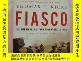 二手書博民逛書店Fiasco:罕見The American Military A