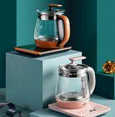 110V 養生壺 家用 煮茶器 出口 多功能 玻璃壺