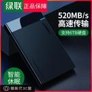 硬盤盒 移動硬盤盒2.5英寸通用外接usb3.0/3.1type-c外置讀取保護殼