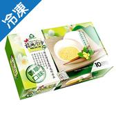 杜老爺花蓮麻淇冰-香草42G*10粒/盒【愛買冷凍】