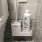 馬桶刷置物架壁掛式架子洗手間廁所浴室衛生間收納神器免打孔刷子 店慶降價