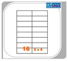 【西瓜籽文具】裕德 電腦標籤 16格 US4462 100張 三用標籤 列印標籤