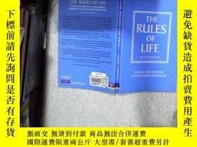 二手書博民逛書店THE罕見RULES OF LIFE 生活規則 01Y26111