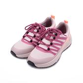 SKECHERS 越野系列 GO TRAIL JACKRABBIT 綁帶運動鞋 桃紅白 128067TPMT 女鞋