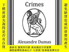 二手書博民逛書店The罕見Complete Celebrated CrimesY410016 Alexandre Dumas