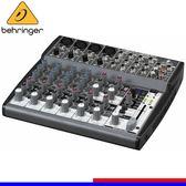 【非凡樂器】Behringer耳朵牌 XENYX 1202FX / 12軌混音器帶效果 / 公司貨保固