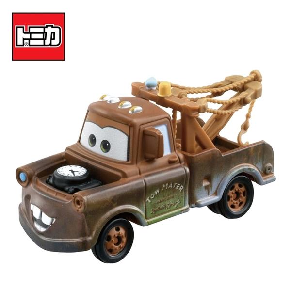 【日本正版】TOMICA C-37 脫線 (時空旅人版) 玩具車 CARS 汽車總動員 多美小汽車 - 166061