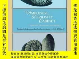 二手書博民逛書店The罕見Ambonese Curiosity CabinetY256260 Georgius Everhar