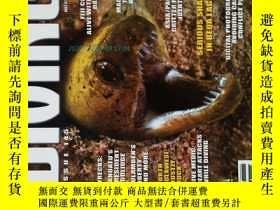 二手書博民逛書店SPORT罕見DIVING MAGAZINE ISSUE 145 04-05 2011 潛水運動員英文雜誌Y1