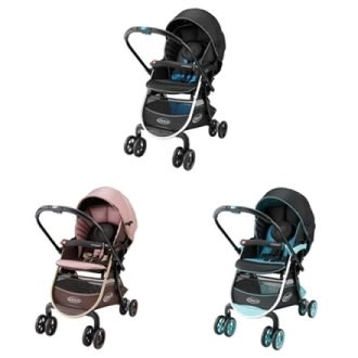 【GRACO】 CITINEXT CTS 購物型雙向嬰幼兒豪華休旅手推車3色【六甲媽咪】