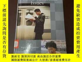 二手書博民逛書店Asian罕見American issues Mary yu d