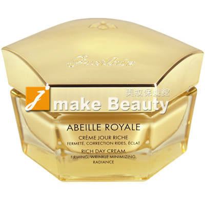 GUERLAIN嬌蘭 皇家蜂王乳香緹日霜(50ml)《jmake Beauty 就愛水》