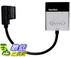 [106美國直購] 傳輸裝置 Bovee WMA3000A+ Wireless Bluetooth Music Interface Adaptor in car iPod Integration