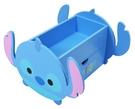 【震撼精品百貨】Stitch_星際寶貝史迪奇~Tsum Tsum 史迪奇造型收納櫃*38379