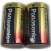 Panasonic 國際鹼性電池1號   【2粒/組】