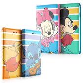 【Disney 】iPhone 6 Plus/6s Plus 音樂人物隱磁側掀皮套