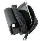 ◆可同時放置2隻手機◆Cose 真皮 雙機包~橫式手機皮套『免運優惠』