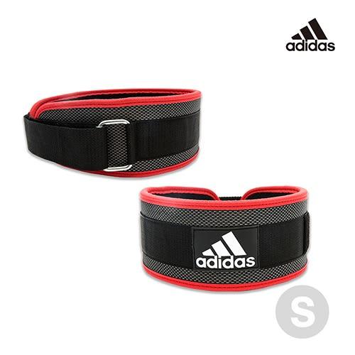 愛迪達Adidas Strength重訓舉重腰帶ADGB-12245(S)【愛買】