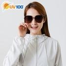 UV100 防曬 抗UV Polarized太陽眼鏡-細框究簡