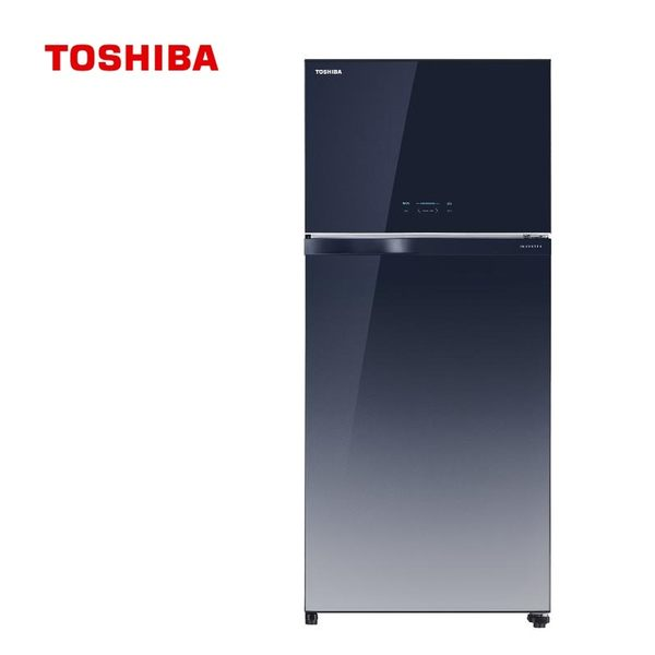 ★贈保鮮罐三入組SP-1803★『TOSHIBA』☆ 東芝 608L 變頻無邊框鏡面電冰箱 GR-AG66T(GG) **免運費**