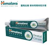 印度 Himalaya喜馬拉雅 草本阿育吠陀牙膏 200g Dental Cream【PQ 美妝】