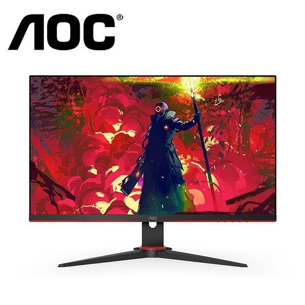 【南紡購物中心】AOC 24型IPS HDR電競螢幕 (24G2E5)