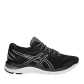 Asics GEL-Cumulus 20 4E [1011A013-002] 男鞋 運動 慢跑 健走 超寬楦 亞瑟士 黑