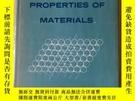 二手書博民逛書店NTRODUCTION罕見TO PROPERTIES OF MATERIALS:材料性能簡介Y361052 D