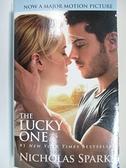 【書寶二手書T3/原文小說_BCP】The Lucky One_Nicholas Sparks