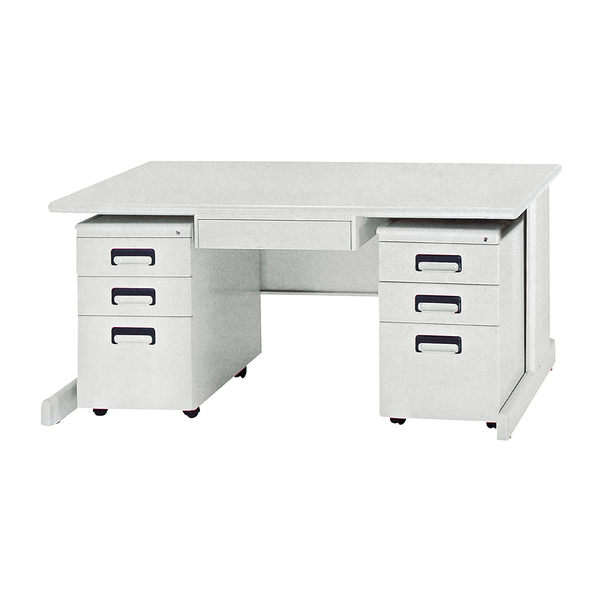【森可家居】HU-150辦公電腦桌(全組) 7JX283-7