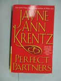 【書寶二手書T4/原文小說_KKD】Perfect Partners_Krentz, Jayne Ann