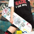 滑板 - 韓國兒童小孩青少年滑板車初學者...
