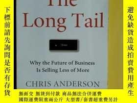 二手書博民逛書店THE罕見LONG TAIL 354 Y138362 Chris Anderson HARPER 出版200