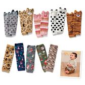 嬰兒護膝套 兒童動物節日款防摔襪(E) B7E006 AIB小舖