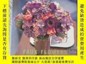 二手書博民逛書店Faux罕見Flowers: Simple Accents an