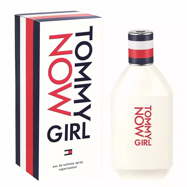 【Tommy Hilfiger】Tommy NOW 即刻實現 女性淡香水 100ml