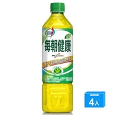 御茶園每朝健康綠茶650mlx4入【愛買】