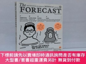 二手書博民逛書店MONOCLE罕見創辦新刊《The Forecast》-2016年3Y174741 眼鏡 《The Forec