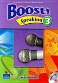 二手書博民逛書店 《Boost! Speaking (3) with CD/1片》 R2Y ISBN:9789620058790│JasonRenshaw